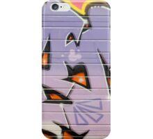 Graffiti  iPhone Case/Skin