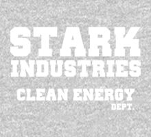 Stark Industries Clean Energy Dept. Kids Clothes