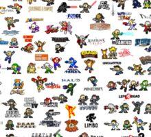 Videogames Sticker