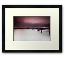 Mortimer Bay Framed Print