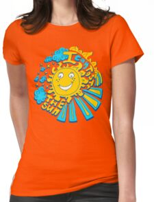 I Can Taste The SUN! Womens Fitted T-Shirt