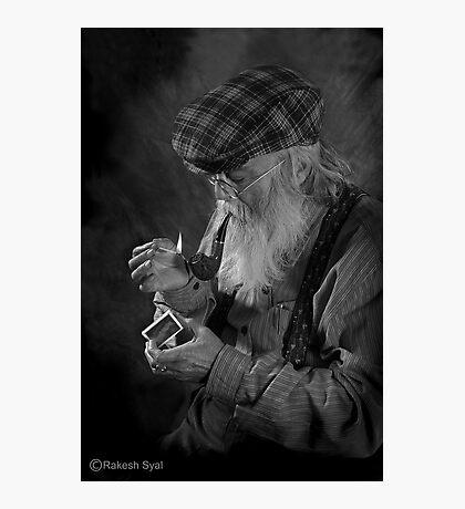 UNCLE FERNANDO Photographic Print