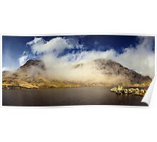 Pavey Ark Poster