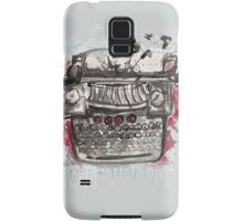 Non-Naked Lunch Samsung Galaxy Case/Skin