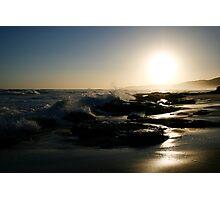 Johanna Beach Sunset IV Photographic Print