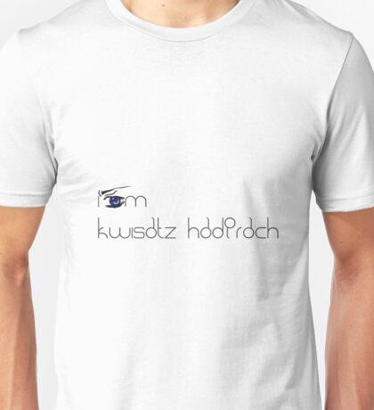 I AM Kwisatz Haderach Unisex T-Shirt