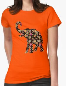 Psychedelic Elephant T-Shirt T-Shirt