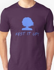 Fest it up! ~Hanasaku Iroha Unisex T-Shirt