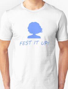 Fest it up! ~Hanasaku Iroha Unisex T-Shirt