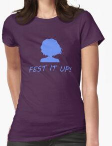 Fest it up! ~Hanasaku Iroha Womens Fitted T-Shirt