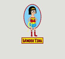 Wonder Tina Womens Fitted T-Shirt
