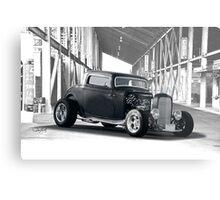 1932 Ford 'Deuce' Coupe I Metal Print