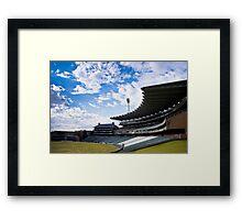 Wanderers Cricket Stadium Framed Print