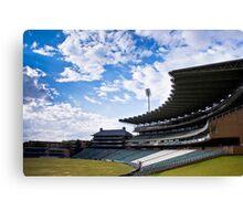 Wanderers Cricket Stadium Canvas Print