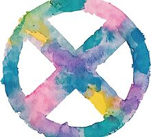 Watercolor X-Men 2 by PeonyPaints