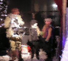Christmas in (C)old Kampen city musicians performing by patjila