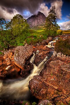 The Buachaille by Karl Williams