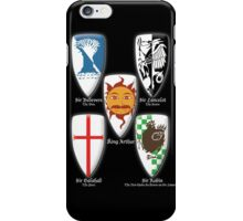 Shields White iPhone Case/Skin