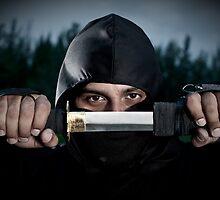 Ninja sword by marz808