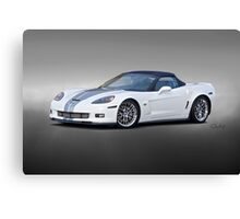 2014 Corvette ZO6 Convertible Canvas Print