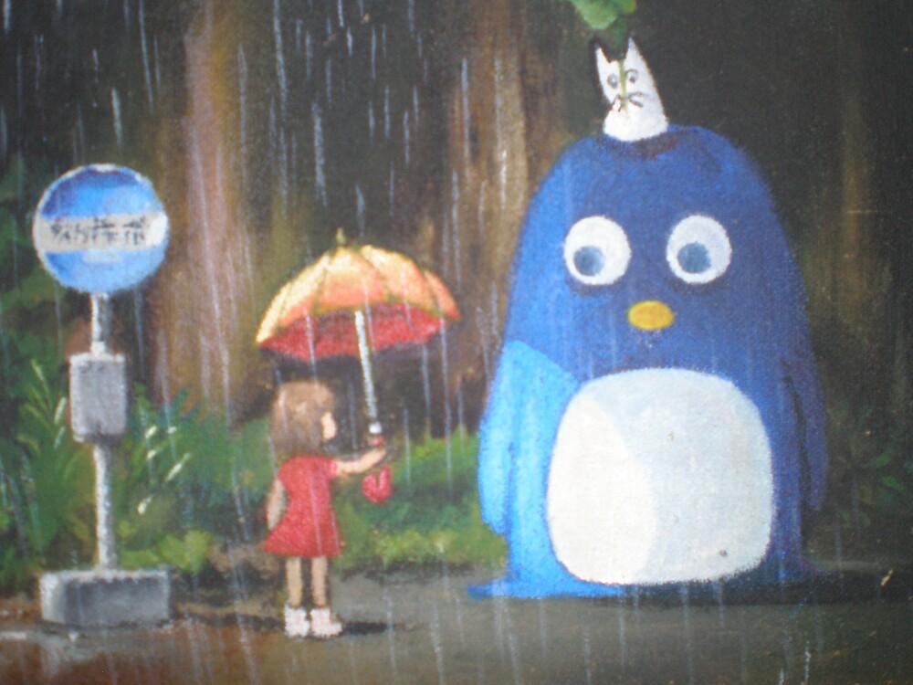 My Neighbor Penguin by breathplay