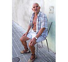 """ Old Salvador."" Photographic Print"