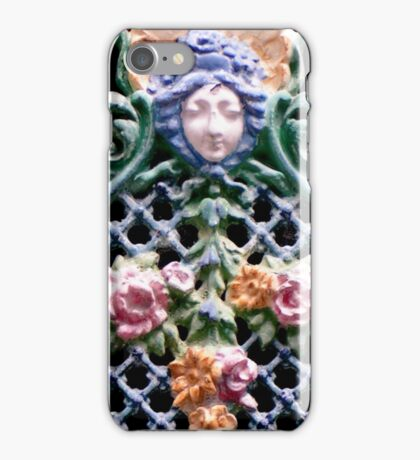 A grand welcome decoration for postmen? iPhone Case/Skin