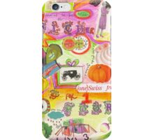 For richer and for poorer iPhone Case/Skin