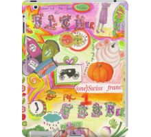 For richer and for poorer iPad Case/Skin