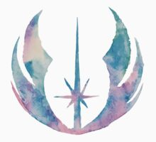 Watercolor Jedi Order 2 T-Shirt