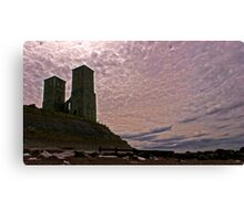 Reculver Towers Canvas Print