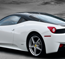 2015 Ferrari 458 'Rainy Daze' 1 Sticker