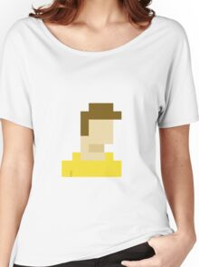 Simplistic. Women's Relaxed Fit T-Shirt