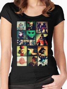 Toys from the Before Now Women's Fitted Scoop T-Shirt