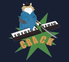 Samurai Keyboard Cat Piano Teacher by surlana