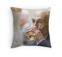 A Moment of Reflection Throw Pillow