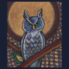 Night Owl Tee by Lynnette Shelley