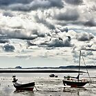 On Holy Island by Agnes McGuinness