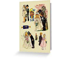 Wedding Greeting Card