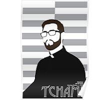 Tchami - echostage Poster