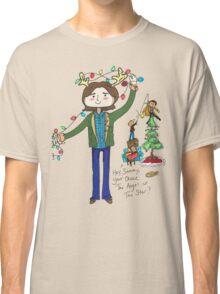 A very supernatural christmas! Classic T-Shirt