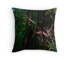Gnarly! Throw Pillow