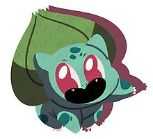 bulbasaur. by scribblekisses