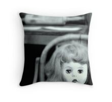 Your Just A Doll #3 Throw Pillow