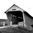 Covered Bridge - The Bridges Of Madison County by Carrie Bonham