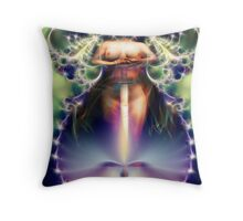 Brynhildr Throw Pillow