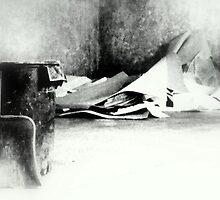 Dustpan by Mojca Savicki