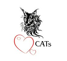 Big Love Cat - Tatoo Style by scatharis