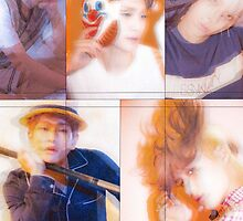 Shinee inspired work by EllenLouise