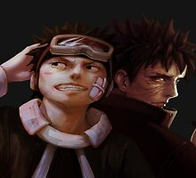 obito poster kid by xdreeamzz